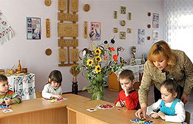 дитячий садок Київ